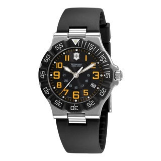Victorinox Swiss Army Men's 'Summit XLT' Black Dial Watch