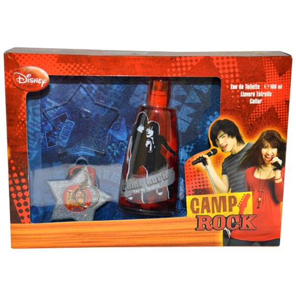 Disney Camp Rock Kids 3-piece Gift Set