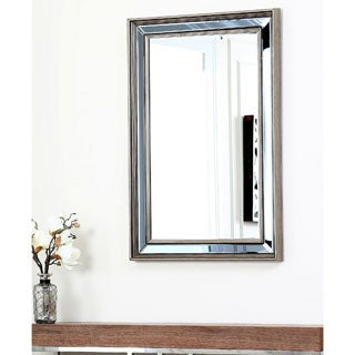 Abbyson Living London Rectangle Wall Mirror