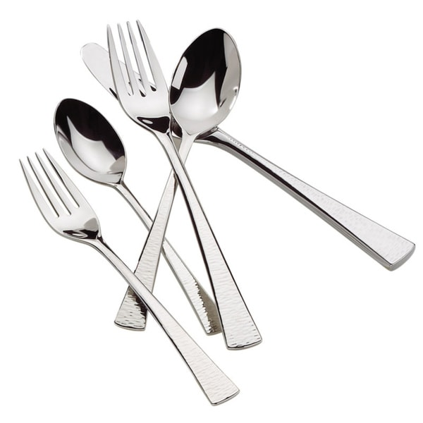 Gorham Biscayne 65-Piece Flatware Set