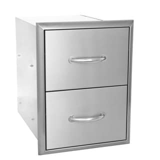 Blaze 16-inch Double Access Drawer