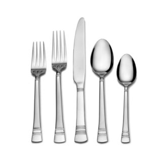 International Silver Kensington 53-piece Flatware Set