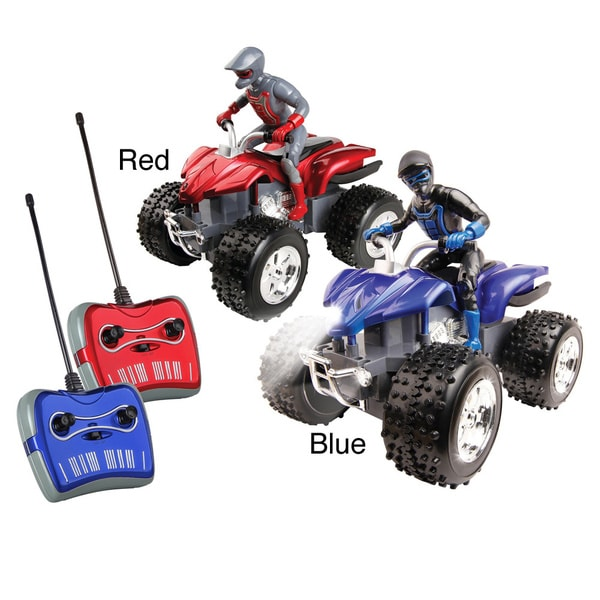 Remote Control All-Terrain Sport Quad Vehicle