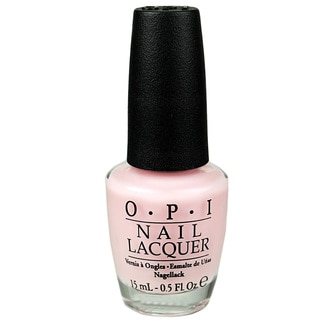 OPI Otherwise Engaged Nail Lacquer