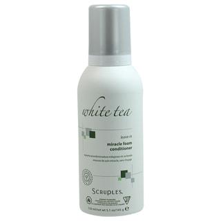 Scruples White Tea 5.1-ounce Leave In Miracle Foam