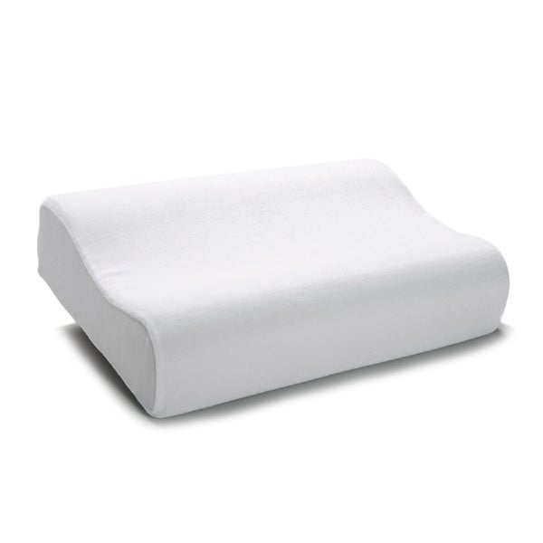Splendorest Peaceful Dreams Contour Memory Foam Bed Pillow