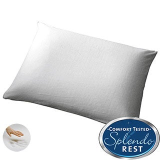 Splendorest IsoPerfect Memory Foam Traditional Bed Pillow
