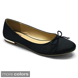 Betani 'DONNA-5' Women's Slip-on Ballet Flats