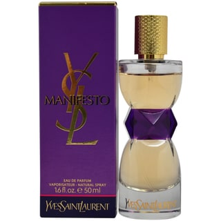 Yves Saint Laurent 'Manifesto' Women's 1.6-ounce Eau de Parfum Spray