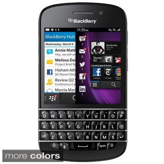 BlackBerry Q10 SQN100-1 Unlocked GSM 4G LTE Phone
