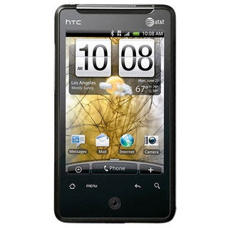HTC Aria A6366 GSM Unlocked Android Cell Phone - Black (Refurbished)