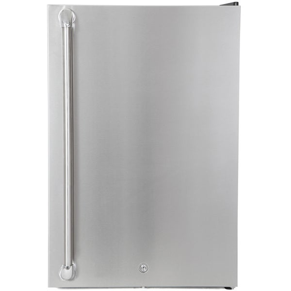 Blaze Stainless Steel 4.6 CU Fridge Door Upgrade Kit