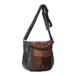 Women's THE SAK Deena Flap Crossbody Teak