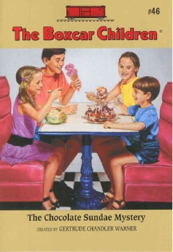 The Chocolate Sundae Mystery (Paperback)