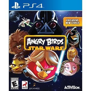 PS4 - Angry Birds: Star Wars