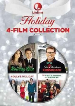 Lifetime Holiday 4-Film Collection (DVD)