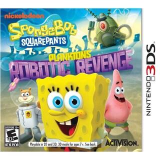 Nintendo 3DS - Spongebob: Planktons Robotic Revenge