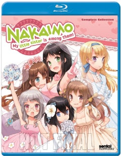 Nakaimo: My Little Sister Is among Them: Complete Collection (Blu-ray Disc)