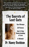 The Secrets of Lost Cats: One Woman, Twenty Posters, and a New Understanding of Love (Hardcover)