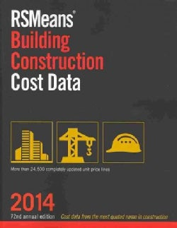 RSMeans Building Construction Cost Data 2014 (Paperback)