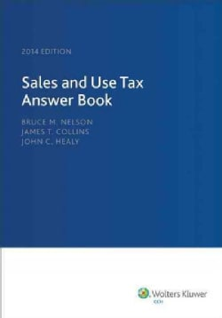 Sales and Use Tax Answer Book, 2014 (Paperback)