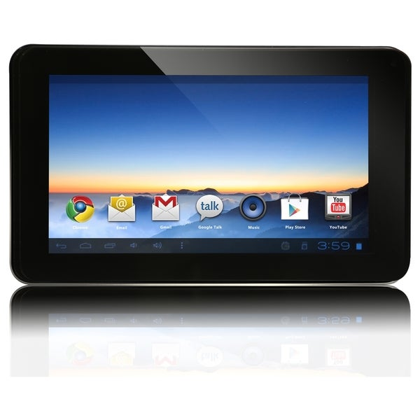 "Envizen Digital 4 GB Tablet - 7"" - Wireless LAN - Dual-core (2 Core)"