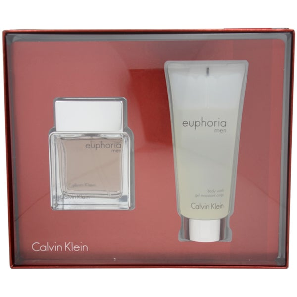 Calvin Klein Euphoria Men's 2-piece Gift Set