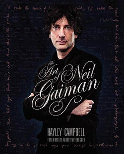 The Art of Neil Gaiman (Hardcover)
