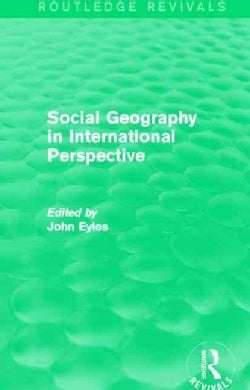 Social Geography: An International Perspective (Hardcover)
