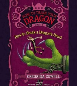 How to Break a Dragon's Heart (CD-Audio)
