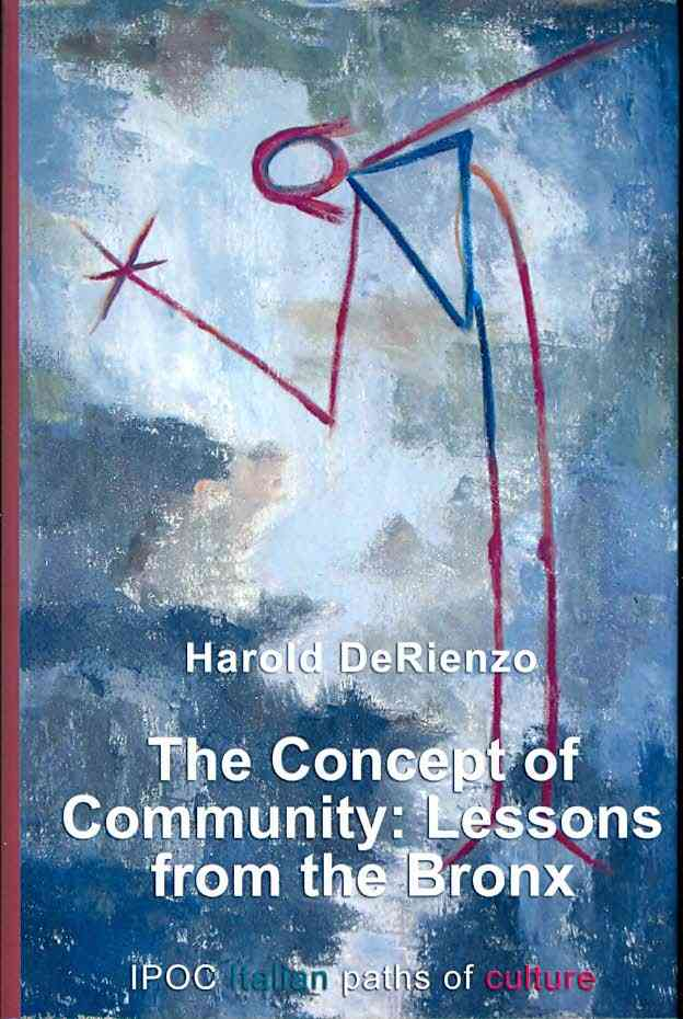 The Concept of Community: Lessons from the Bronx (Hardcover)