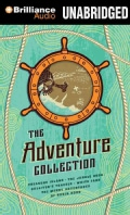 The Adventure Collection: Treasure Island, the Jungle Book, Gulliver's Travels, White Fang, the Merry Adventures o... (CD-Audio)