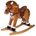 Coffee Horse Rocker with Sound