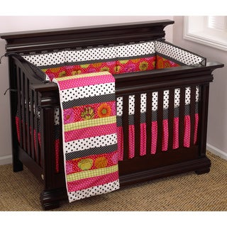 Cotton Tale Tula 4-piece Crib Bedding Set