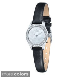 Fjord Women's 'Marina' Crystal-accented Watch
