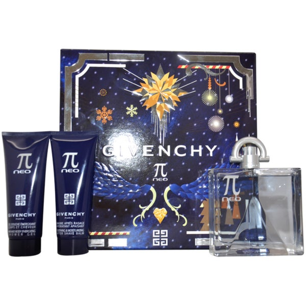 Givenchy Play Men's 3-piece Fragrance Gift Set