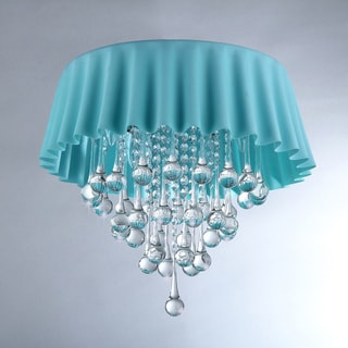 Sky Curtain Crystal Chandelier