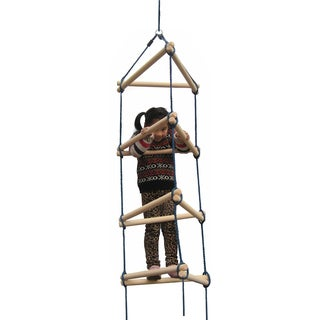 Swing-N-Slide Triangular Rope Ladder