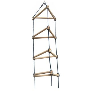 Swing-N-Slide Triangular Rope Ladder