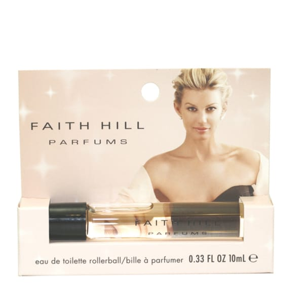 Faith Hill Women's 0.33-ounce Eau de Toilette Rollerball