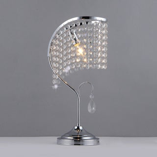 Kim Crystal Table Lamp