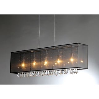 Dark Bridge Crystal Chandelier