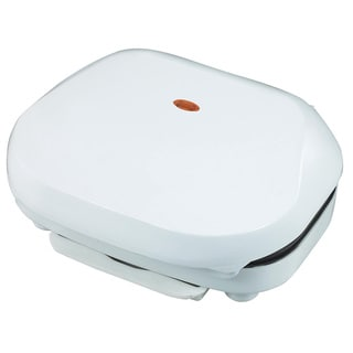 Brentwood TS-605 White Electric Contact Grill
