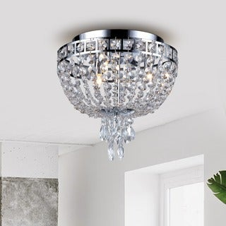 Crown Crystal Chandelier
