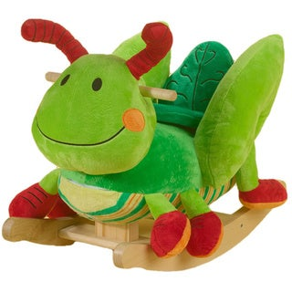 George Grasshopper Rocker with Sound