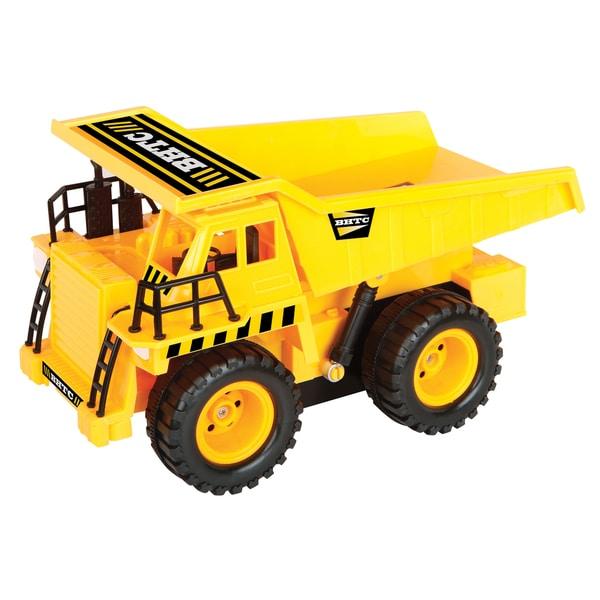 Heavy Duty Remote Control Dump Truck