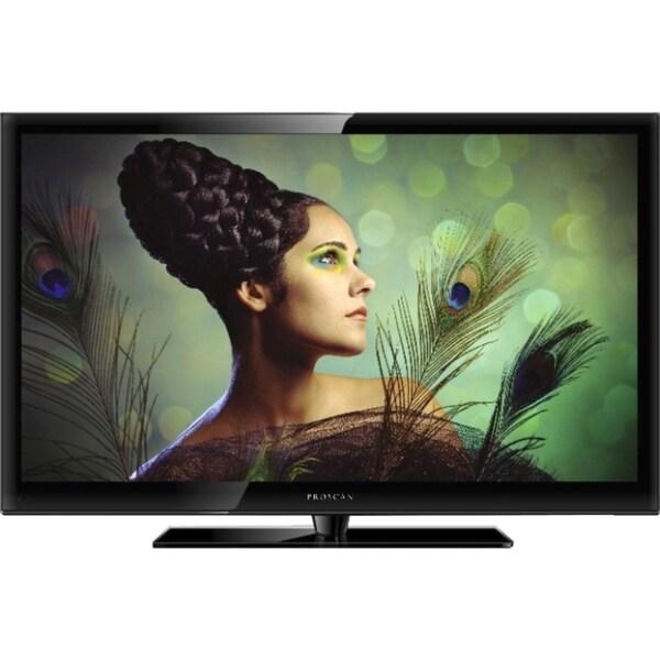 """ProScan PLDV321300 32"""" TV/DVD Combo - HDTV - 16:9 - 1366 x 768 - 720p"""