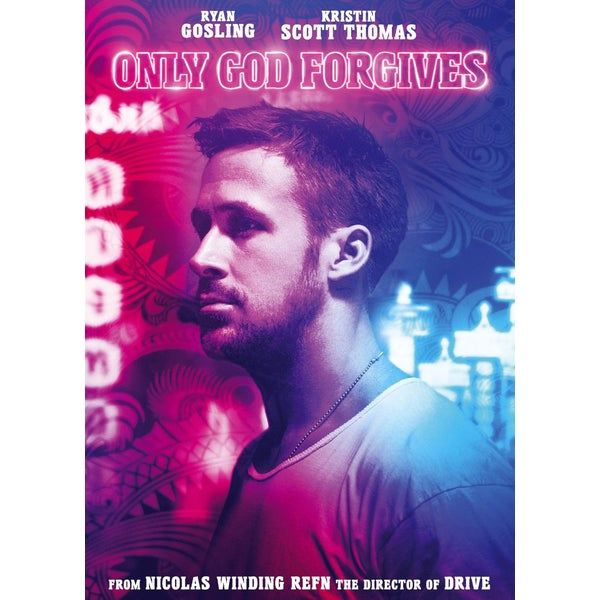 Only God Forgives (DVD) 11540202