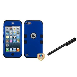 BasAcc TUFF Hybrid Case/ Stylus for Apple� iPod Touch 5