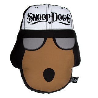 Snoop Dogg Doggy Decorative Pillow